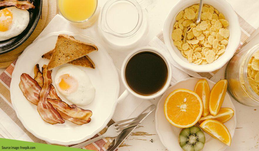 Makanan Wajib Di Pagi Hari